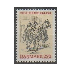 Danemark - 1984 - No 820 - Littérature