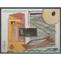 Spain - 2014 - Nb F4575 - Philately
