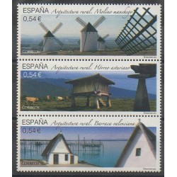 Spain - 2014 - Nb 4567/4569 - Monuments