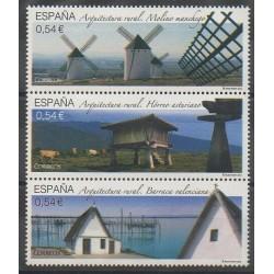 Espagne - 2014 - No 4567/4569 - Monuments