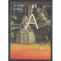 Espagne - 2014 - No 4594 - Peinture
