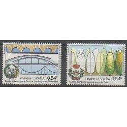 Espagne - 2014 - No 4602/4603 - Ponts