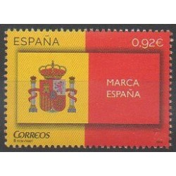Spain - 2014 - Nb 4581 - Coats of arms