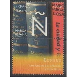 Espagne - 2014 - No 4595 - Littérature