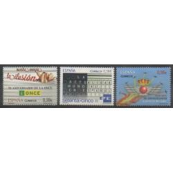 Spain - 2014 - Nb 4604/4606