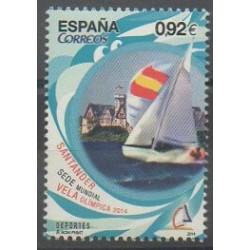 Spain - 2014 - Nb 4615 - Boats