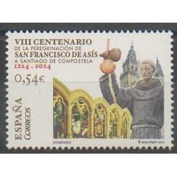 Espagne - 2014 - No 4571 - Religion