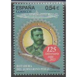 Spain - 2014 - Nb 4574 - Boats
