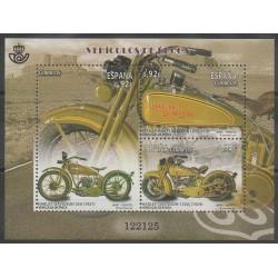 Spain - 2014 - Nb F4611 - Motorcycles