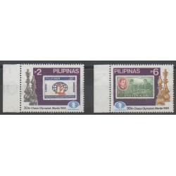 Philippines - 1992 - No 1890/1891 - Échecs