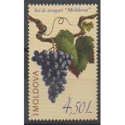 Moldova - 2009 - Nb 590 - Fruits or vegetables