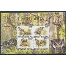 Burundi - 2011 - No BF156 - Oiseaux