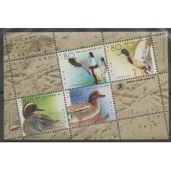 Israel - 1989 - Nb BF41 - Birds - Philately