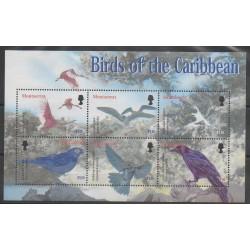 Montserrat - 2003 - No 1116/1121 - Oiseaux