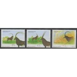 Angola - 2003 - Nb 1548/1550 - Mamals
