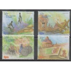 Angola - 2006 - No 1612/1615 - Monnaies, billets ou médailles