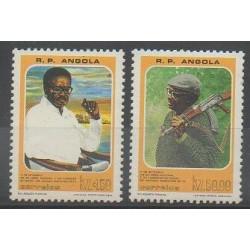 Angola - 1980 - No 620/621