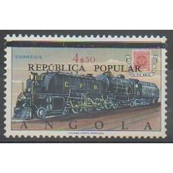 Angola - 1980 - No 618 - Chemins de fer