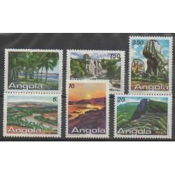 Angola - 1987 - No 740/745 - Tourisme