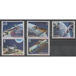 Angola - 1986 - No 722/726 - Espace