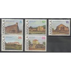 Angola - 1985 - No 690/694 - Sites