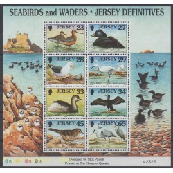 Jersey - 1999 - Nb BF 26 - Birds