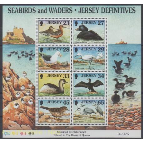 Jersey - 1999 - No BF 26 - Oiseaux