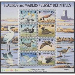 Jersey - 1998 - No BF 22 - Oiseaux