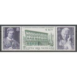 Vatican - 2002 - No 1260/1262 - Papauté