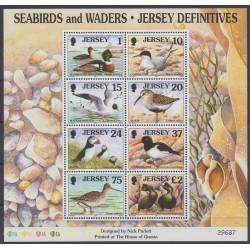 Jersey - 1997 - No BF 17 - Oiseaux