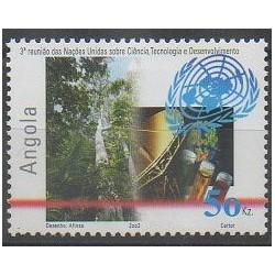 Angola - 2003 - No 1544 - Sciences et Techniques