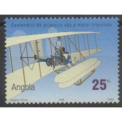 Angola - 2003 - No 1545 - Aviation
