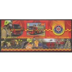 Man (Ile de) - 2013 - No F1869 - Pompiers