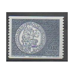 Suède - 1972 - No 731 - Monnaies, billets ou médailles