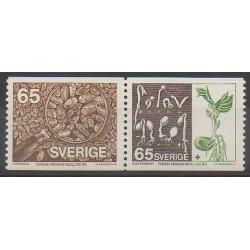 Suède - 1976 - No 921/922