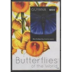 Guyana - 2012 - No BF540 - Insectes
