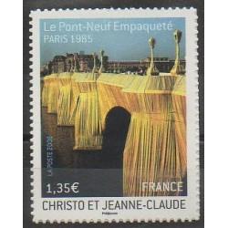 France - Autoadhésifs - 2009 - No 338 - Ponts