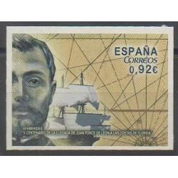 Spain - 2014 - Nb 4552 - Boats