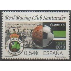 Espagne - 2014 - No 4558 - Football