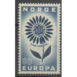 Norway - 1964 - Nb 477 - Europa