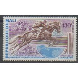 Mali - 1974 - No PA217 - Chevaux