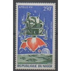 Niger - 1971 - Nb PA150 - Space