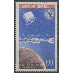 Niger - 1971 - Nb PA156 - Telecommunications