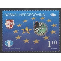 Bosnia and Herzegovina - 1999 - Nb 310 - Chess