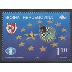 Bosnie-Herzégovine - 1999 - No 310 - Échecs