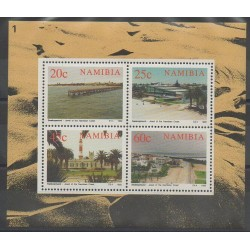 Namibie - 1992 - No BF15 - Sites
