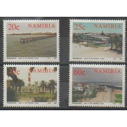 Namibie - 1992 - No 679/682 - Sites