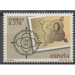 Espagne - 2013 - No 4488 - Philatélie