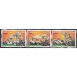 Espagne - 2012 - No 4424/4426 - Champignons