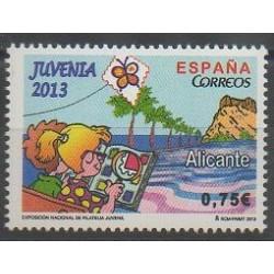 Espagne - 2013 - No 4531 - Philatélie